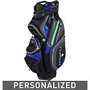 Maxfli U/Series 5.0 Personalized Cart Bag - Black/Blue