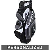 Maxfli U/Series 5.0 Personalized Cart Bag - Black/White