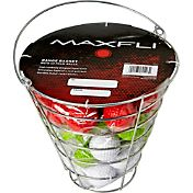 Maxfli Holiday Foam Ball Practice Basket – 42-Pack