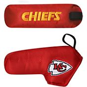McArthur Sports Kansas City Chiefs Shaft Gripper Blade Putter Cover
