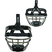 Markwort Game Face Smoke Softball Safety Face Guard - Large