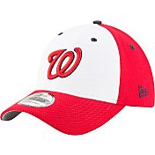New Era Men's Washington Nationals 39Thirty Diamond Era White/Red Flex Hat