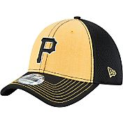 New Era Men's Pittsburgh Pirates 39Thirty Heathered Neo Flex Hat
