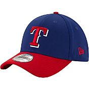 New Era Men's Texas Rangers 39Thirty 2-Tone Patched Flex Hat