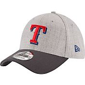 New Era Men's Texas Rangers 39Thirty Grey Change Up Classic Flex Hat