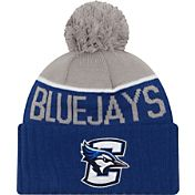 New Era Men's Creighton Bluejays Blue/Grey NE 15 Sport Knit Beanie