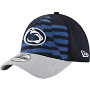 New Era Men's Penn State Nittany Lions Blue/Grey NE 15 Stars 39Thirty Performance Hat