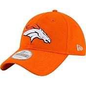 New Era Men's Denver Broncos Perf Shore 9Twenty Orange Adjustable Hat