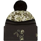 New Era Men's Indianapolis Colts Salute to Service 2016 Camo Cuff Knit