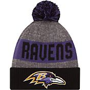 New Era Men's Baltimore Ravens Sideline 2016 Sport Knit Hat
