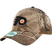 New Era Men's Philadelphia Flyers 9Forty The League Real Tree Camo Adjustable Hat
