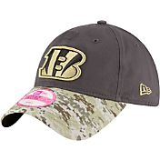New Era Women's Cincinnati Bengals Salute to Service 2016 9Twenty Adjustable Hat