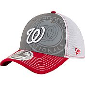 New Era Youth Washington Nationals 39Thirty Shadow Reflect Flex Hat