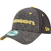 New Era Youth Oregon Ducks Grey The League Shadow 9Forty Adjustable Hat