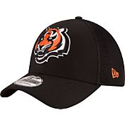 New Era Youth Cincinnati Bengals Mega Team 39Thirty Flex Hat