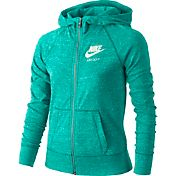 Nike Girls' Gym Vintage Full Zip Hoodie
