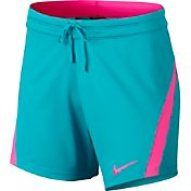 Nike Girls' Infiknit Mid Running Shorts