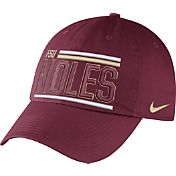 Nike Men's Florida State Seminoles Garnet Heritage86 Adjustable Hat