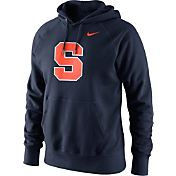 Nike Men's Syracuse Orange Blue Classic Logo Hoodie