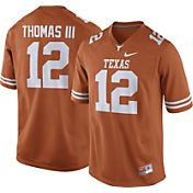 Nike Men's Earl Thomas Texas Longhorns #12 Burnt Orange Replica College Alumni Jersey
