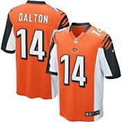 Nike Men's Alternate Game Jersey Cincinnati Bengals Andy Dalton #14