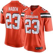 Nike Men's Alternate Game Jersey Cleveland Browns Joe Haden #23