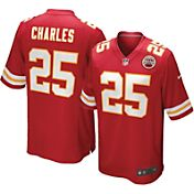 Nike Men's Home Game Jersey Kansas City Chiefs Jamaal Charles #25