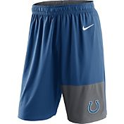 Nike Men's Indianapolis Colts Fly Blue Shorts