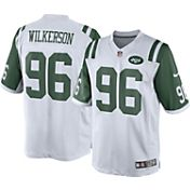 Nike Men's Away Limited New York Jets Muhammad Wilkerson #96 Jersey