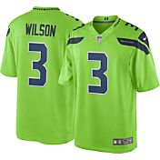 Nike Men's Color Rush 2016 Limited Jersey Seattle Seahawks Russell Wilson #3