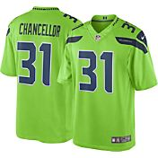 Nike Men's Color Rush 2016 Limited Jersey Seattle Seahawks Kam Chancellor #31