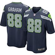 Nike Men's Home Game Jersey Seattle Seahawks Jimmy Graham #88