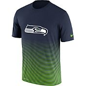 Nike Men's Seattle Seahawks New Day Enhanced Navy T-Shirt