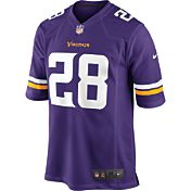 Nike Men's Home Game Jersey Minnesota Vikings Adrian Peterson #28