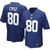 Nike Toddler Home Game Jersey New York Giants Victor Cruz #80