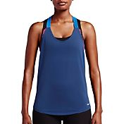 Nike Women's Elevate Just Do It Elastika Tank Top