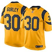 Nike Men's Color Rush 2016 Limited Jersey Los Angeles Rams Todd Gurley #30