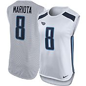 Nike Women's Tennessee Titans Marcus Mariota #8 Jersey Tank Top