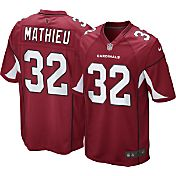 Nike Youth Home Game Jersey Arizona Cardinals Tyrann Mathieu #32