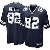 Nike Youth Away Game Jersey Dallas Cowboys Jason Witten #82