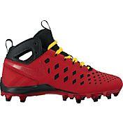 Nike Kids' Huarache V Lax Mid Lacrosse Cleats