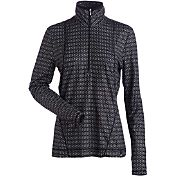 Nils Women's Brooklyn Print Half-Zip Baselayer Long ...