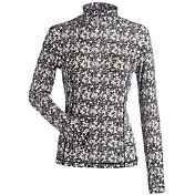 Nils Women's Danielle Print Baselayer Long Sleeve Shirt