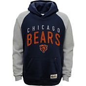 NFL Team Apparel Youth Chicago Bears Foundation Navy Hoodie