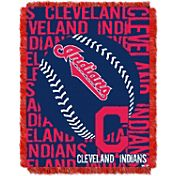 Northwest Cleveland Indians Double Play Blanket