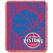 Northwest Detroit Pistons Double Play Blanket