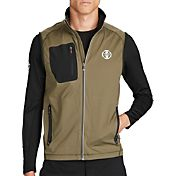 Polo Sport Men's Softshell Full Zip Vest