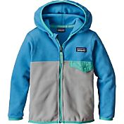 Patagonia Toddler Boys' Micro D Snap-T Fleece Jacket