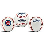 Rawlings Chicago Cubs Logo Baseball