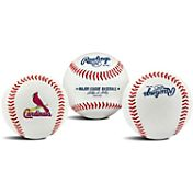 Rawlings St. Louis Cardinals Logo Baseball